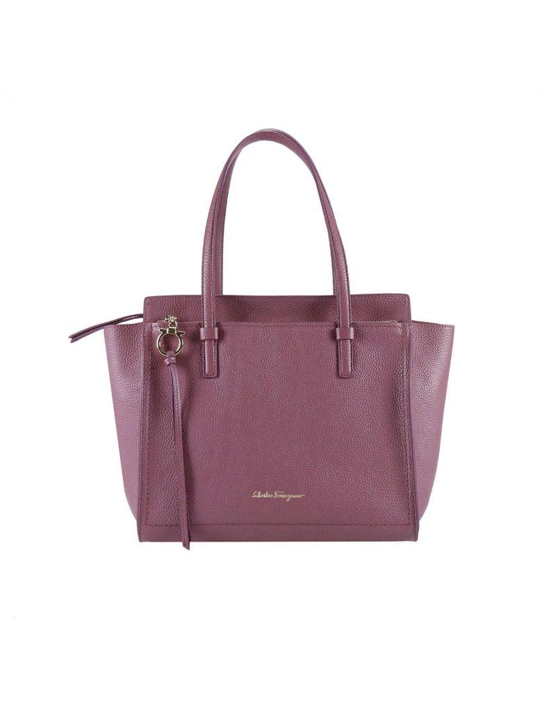 Salvatore Ferragamo Shoulder Bag Shoulder Bag Women  In Lilac