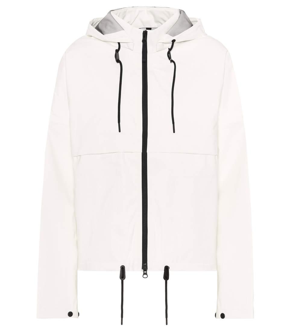 Nike Lab Essentials Jacket In White