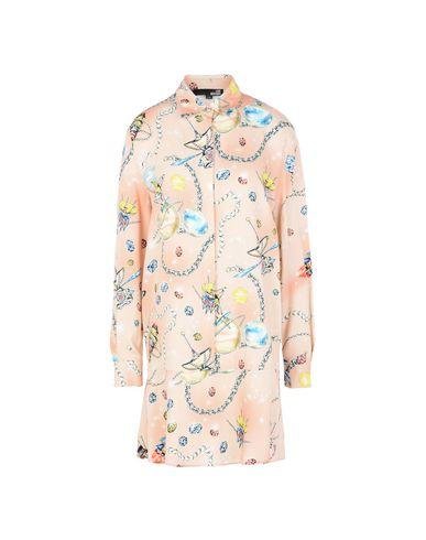 Love Moschino Shirt Dress In Pink