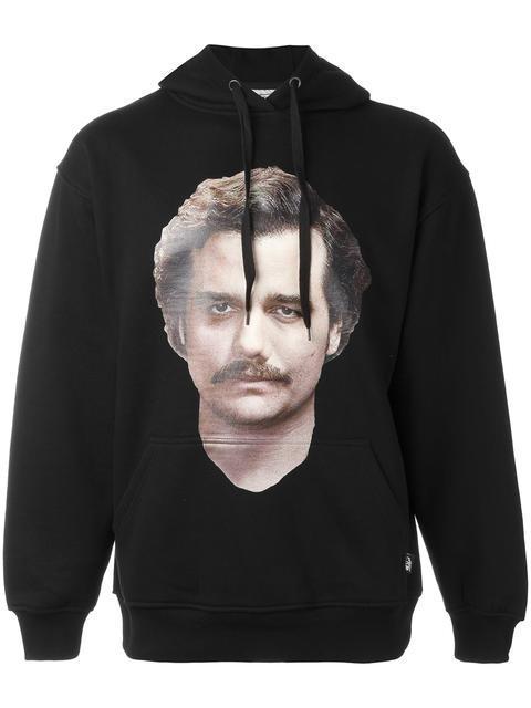 Ih Nom Uh Nit Medellin Cotton Sweatshirt In Black