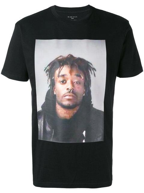 Ih Nom Uh Nit Mugshot Printed T-Shirt