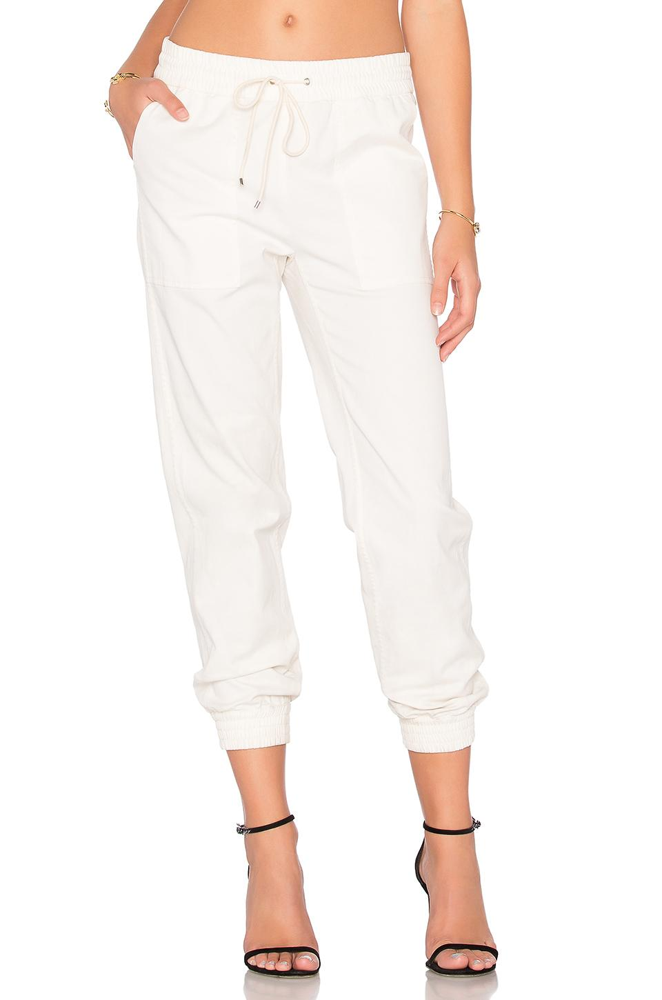 Theory Cortland T Pant In White
