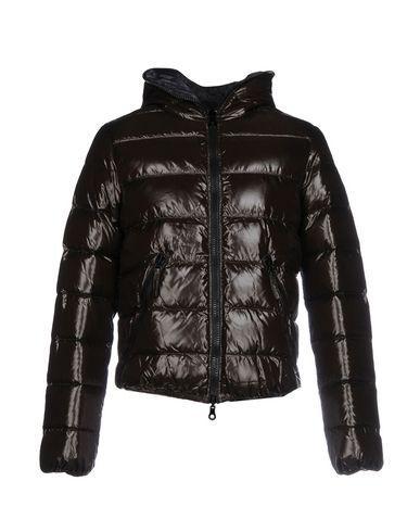 Duvetica Down Jackets In Dark Brown