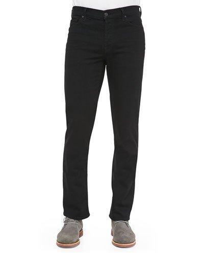 7 For All Mankind Men's Luxe Performance: Standard Nightshade Jeans