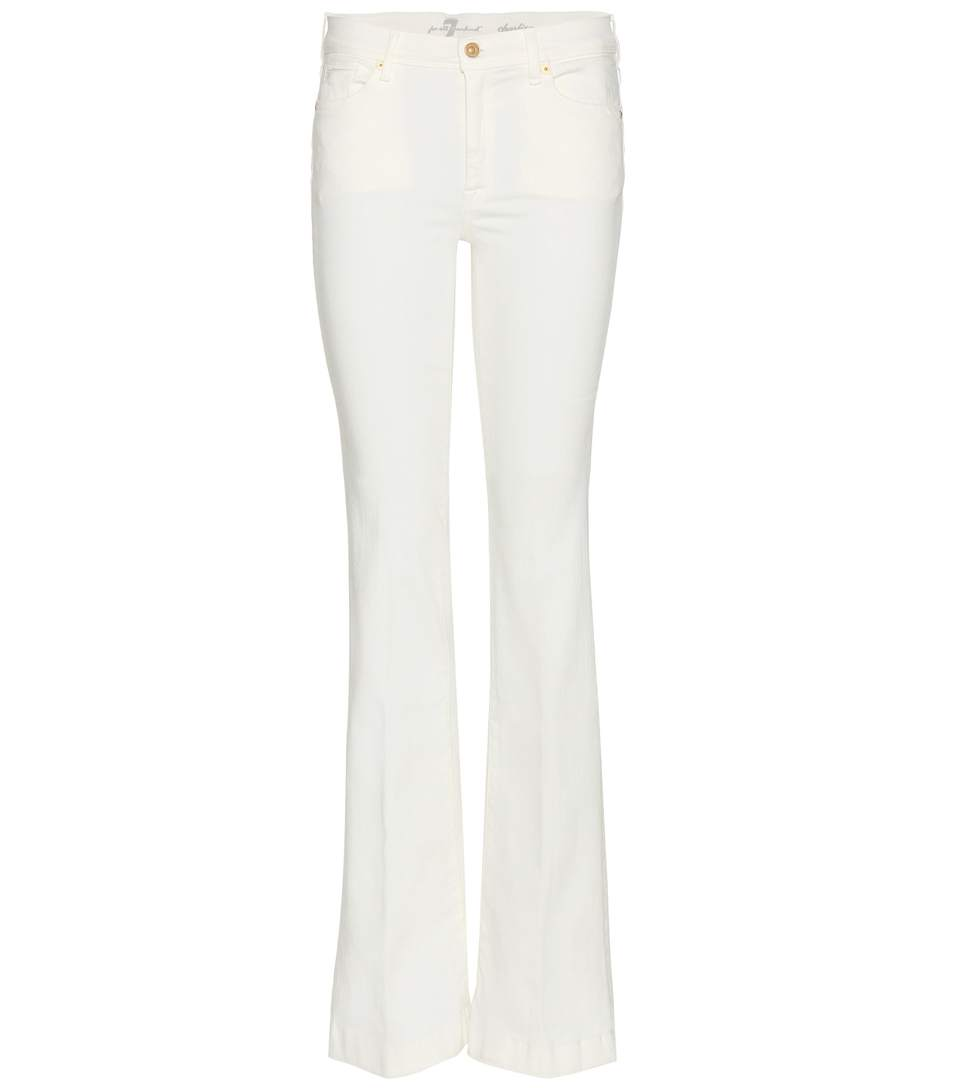 7 For All Mankind White
