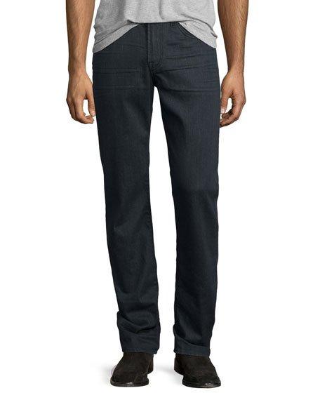 Foolproof Slimmy Slim Straight-Leg Jeans, Industrial Gray, Industrial Grey