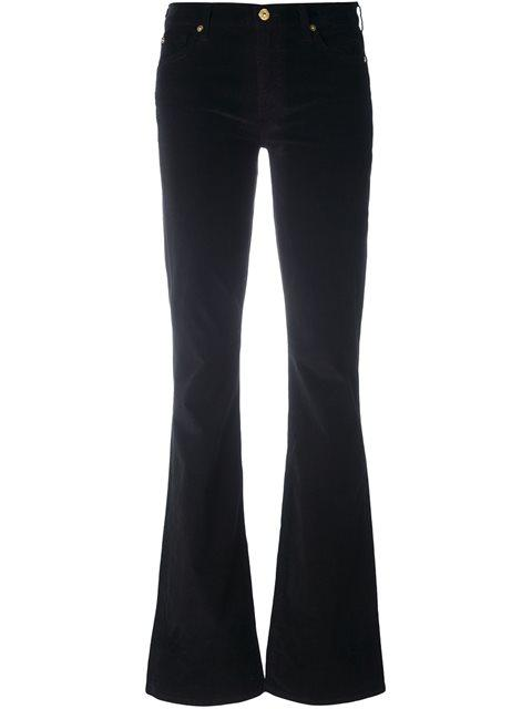 7 For All Mankind Flared Trousers