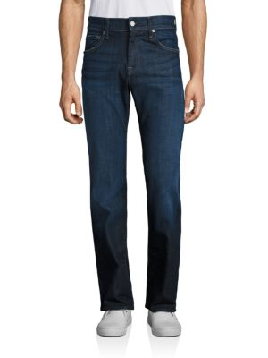 7 For All Mankind Austyn Relaxed Fit Jeans In Los Angeles Dark