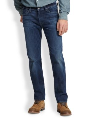 7 For All Mankind Jeans - Slimmy Luxe Performance Slim Fit In Venice Waters