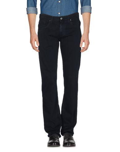 7 For All Mankind Casual Pants In Deep Jade