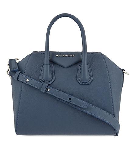 43dc74bc00 Givenchy Antigona Medium Sugar Goatskin Satchel Bag