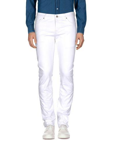 7 For All Mankind Casual Pants In White