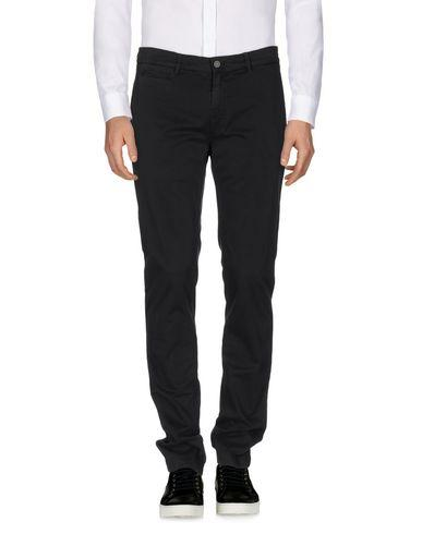 7 For All Mankind Casual Pants In Black