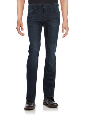 7 For All Mankind Standard Straight-Leg Jeans In Warwick