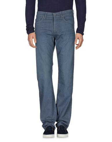 7 For All Mankind Jeans In Slate Blue