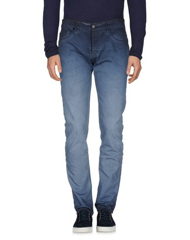 7 For All Mankind Denim Pants In Dark Blue