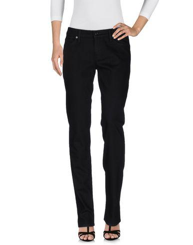 7 For All Mankind Denim Pants In Black