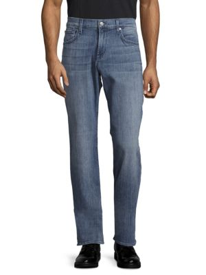 7 For All Mankind Brett Modern Fit Boot Leg Jeans In Gratitude