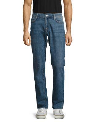 7 For All Mankind Slimmy Jeans In Desert Sun