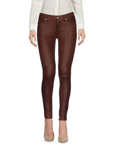 7 For All Mankind Casual Pants In Brown