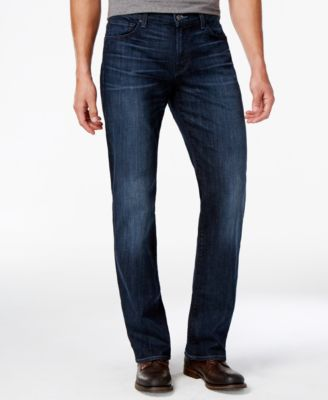 7 For All Mankind Men'S Austyn Relaxed-Fit Jeans  In Olyb