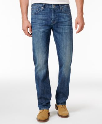 A.W.A.K.E. 7 For All Mankind Men'S Slim-Fit Stretch Jeans  In Lisb