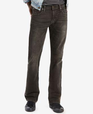 Levi's Levi'S® Men'S 527™ Slim-Fit Bootcut Jeans In Chain Reaction