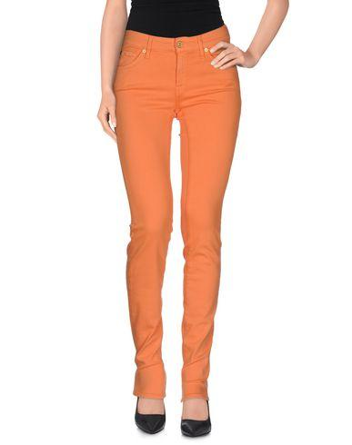 7 For All Mankind Jeans In Rust