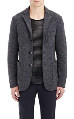 Barena Venezia Three-Button Sportcoat - Gray