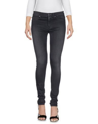 7 For All Mankind Denim Pants In Lead