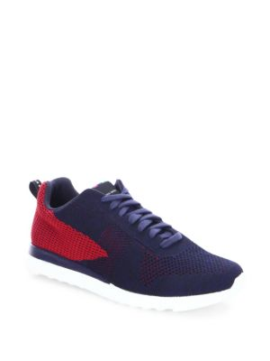 Paul Smith Rappi Sneakers In Navy