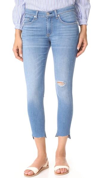 Rag & Bone The Capri Jeans In Sunset