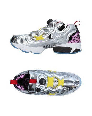 Reebok Sneakers In Silver