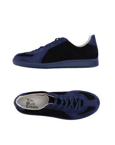 Ymc You Must Create Sneakers In Black