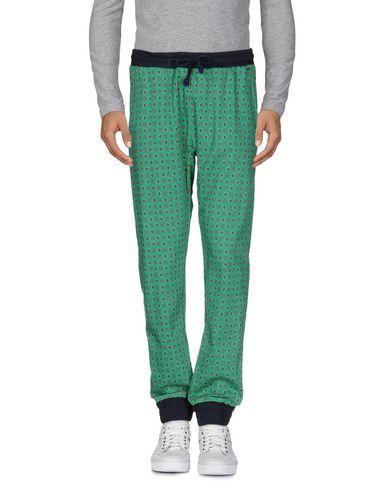 Scotch & Soda Casual Pants In Green