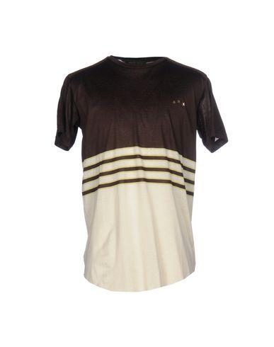 Golden Goose T-Shirts In Dark Brown