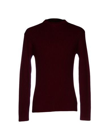 Dondup Sweater In Maroon