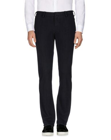 Emporio Armani Casual Pants In Dark Blue