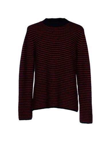 Joseph Sweaters In Brick Red