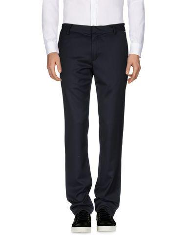 Pierre Balmain Casual Pants In Dark Blue