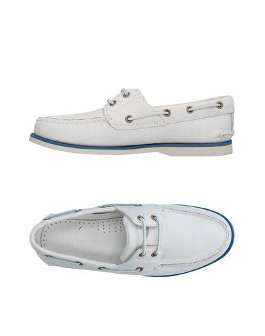 Timberland Loafers In White