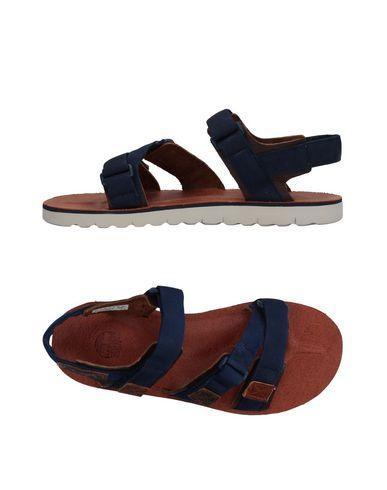 Timberland Sandals In Dark Blue