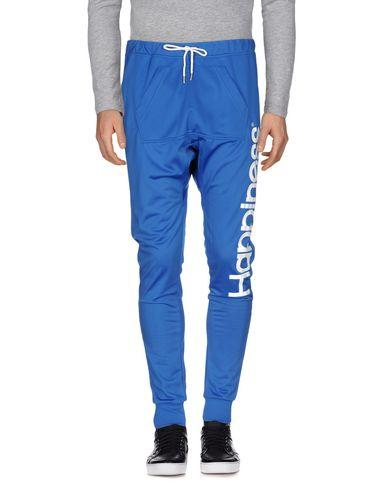 Happiness Casual Pants In Bright Blue