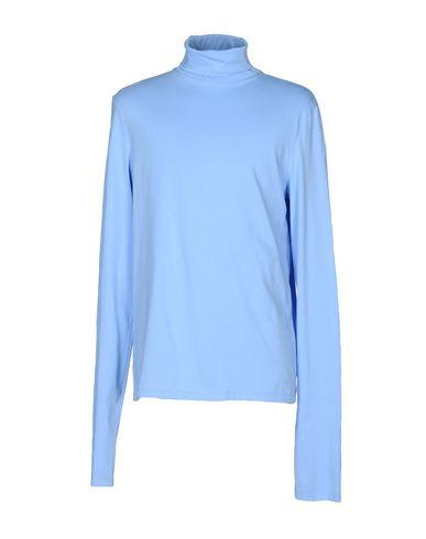 Msgm T-Shirts In Sky Blue