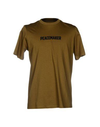 Oamc T-Shirts In Military Green