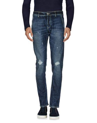 Dondup Denim Pants In Blue