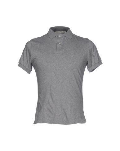 Golden Goose Polo Shirt In Grey