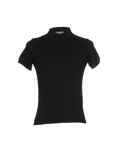 Golden Goose Polo Shirts In Black