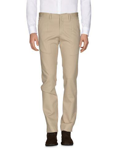 Emporio Armani Casual Pants In Beige
