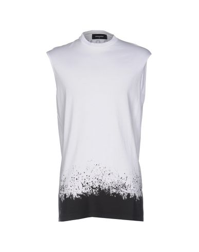 Dsquared2 T-Shirt In White